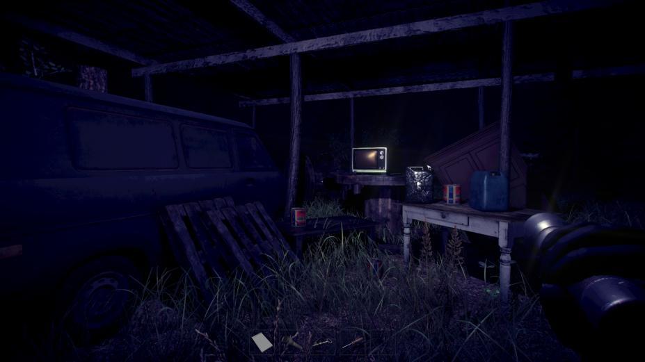 《盗窃鬼屋》游戏截图