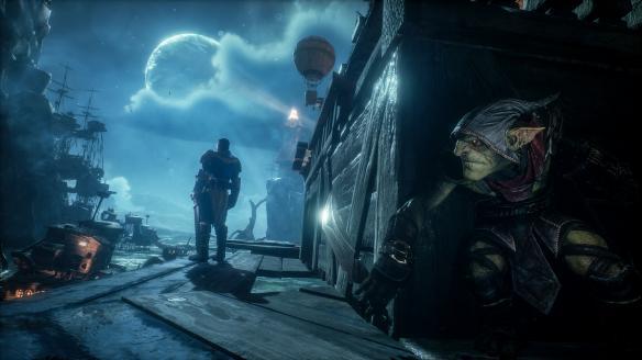 《冥河:黑暗碎片》游戏截图-1