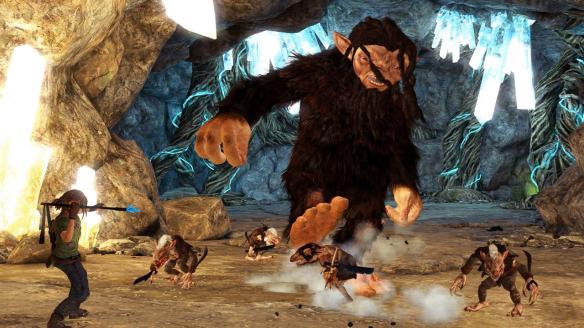 《巨魔与我》游戏截图-1