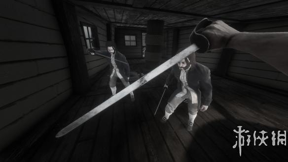《黑色艉流》游戏截图