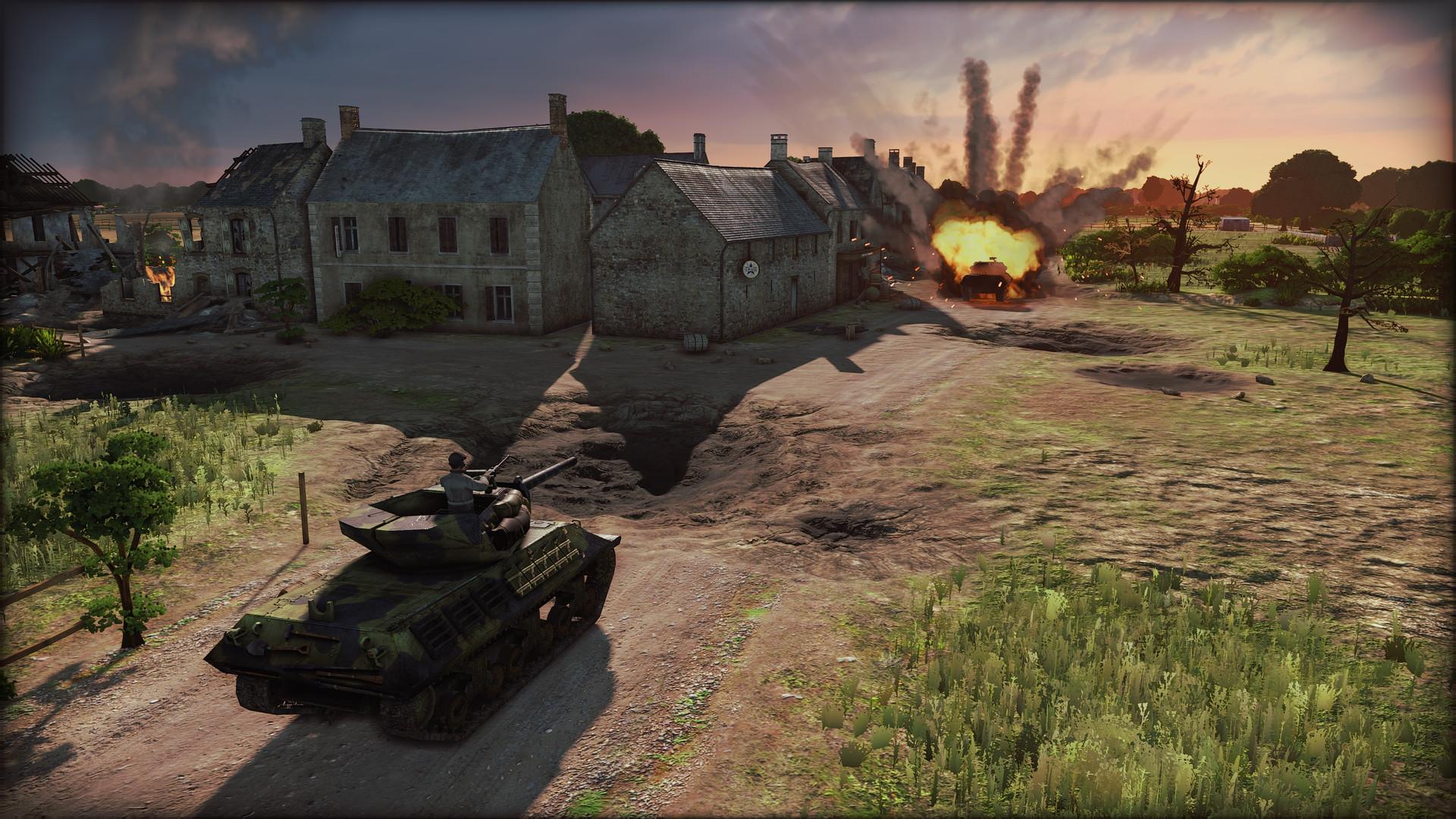 钢铁之师:诺曼底44/Steel Division: Normandy 44插图