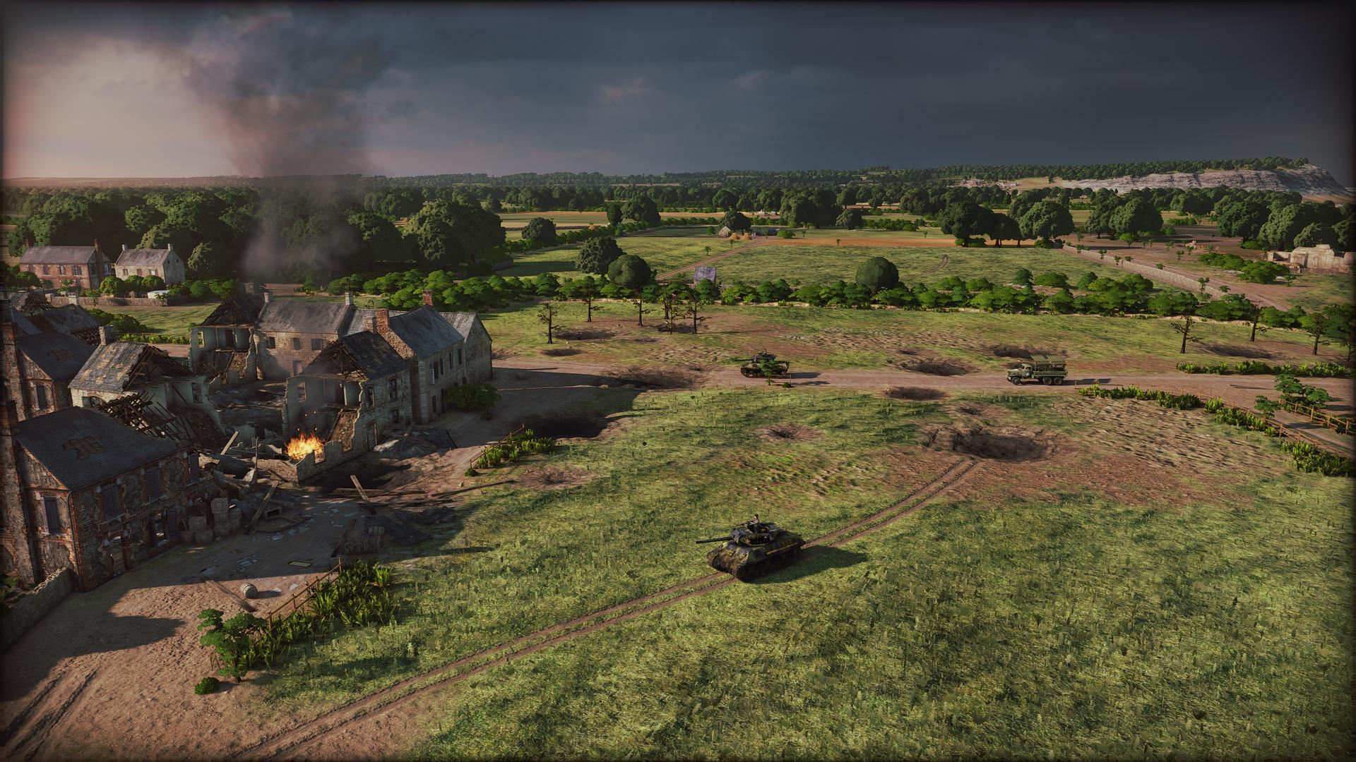钢铁之师:诺曼底44/Steel Division: Normandy 44插图1