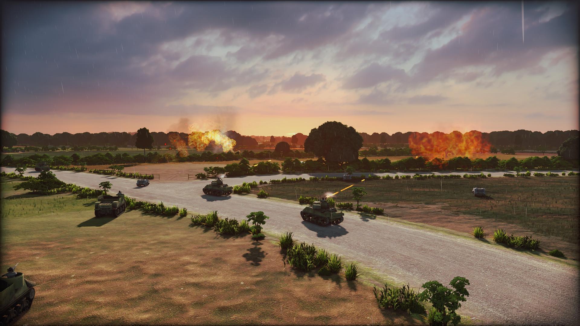 钢铁之师:诺曼底44/Steel Division: Normandy 44插图2