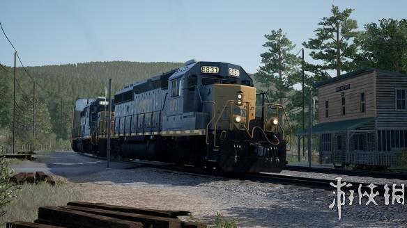 《模拟火车世界》游戏截图