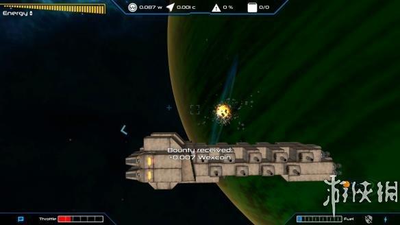 《光速边界》游戏截图