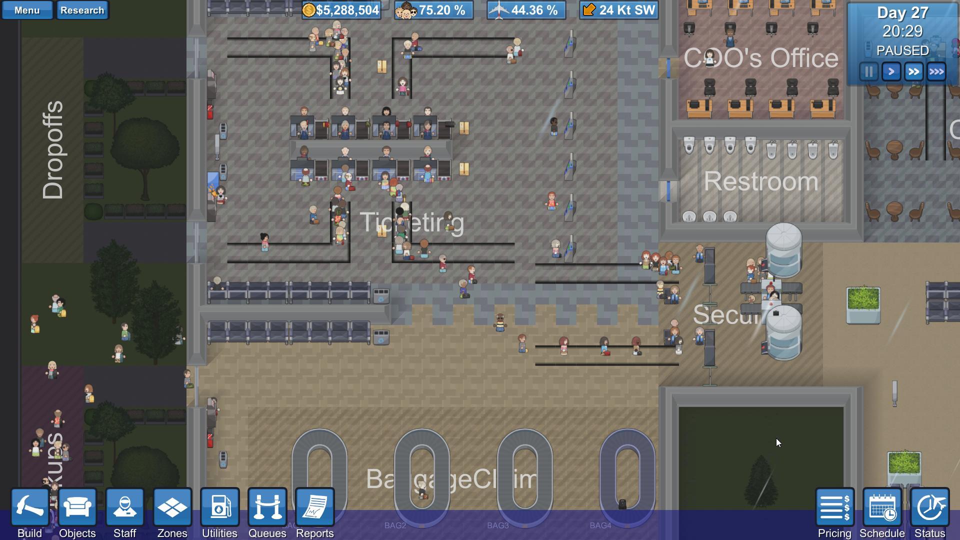 模拟机场/SimAirport插图1