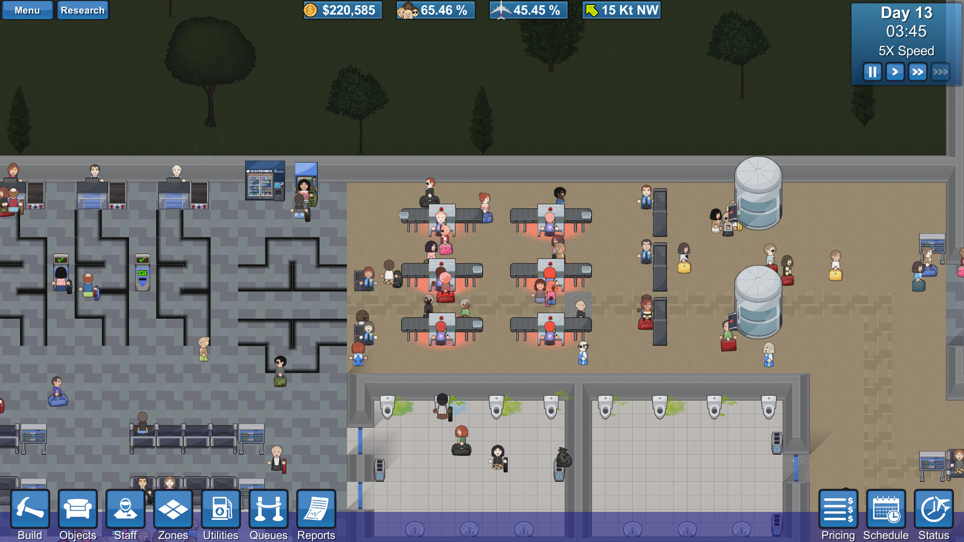 模拟机场/SimAirport插图4