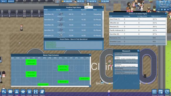 《模拟机场》游戏截图