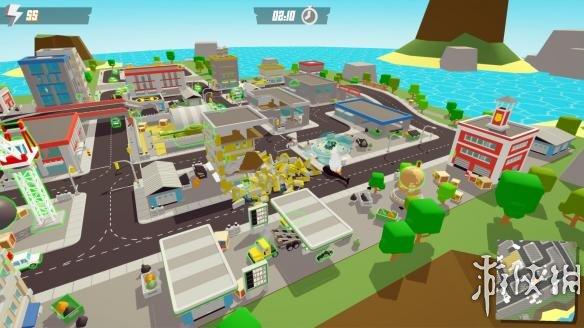 《模拟摧毁城市》游戏截图
