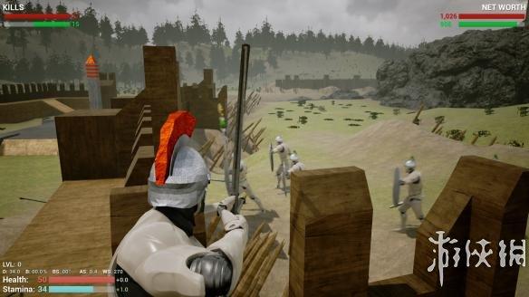 《模型战争》游戏截图4
