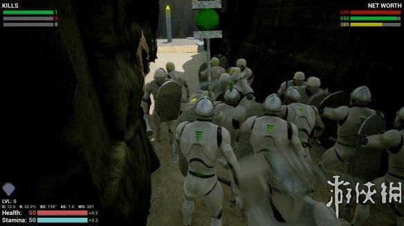 《模型战争》游戏截图5