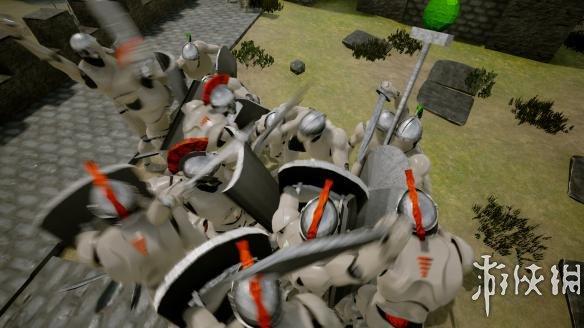 《模型战争》中文游戏截图