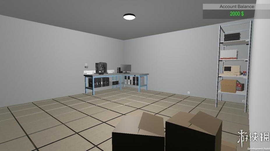 《电脑装机模拟》游戏截图