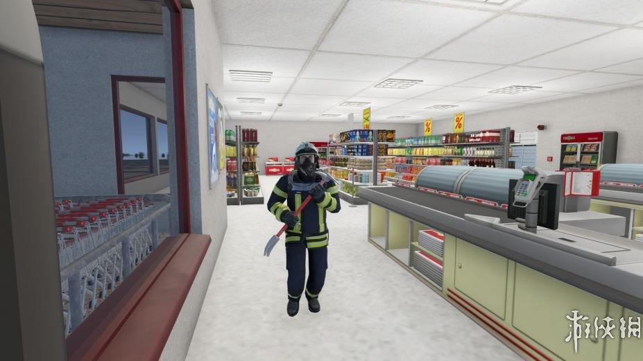 《紧急呼叫112》中文游戏截图
