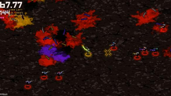 《乌伯狂舞:幽灵》游戏截图