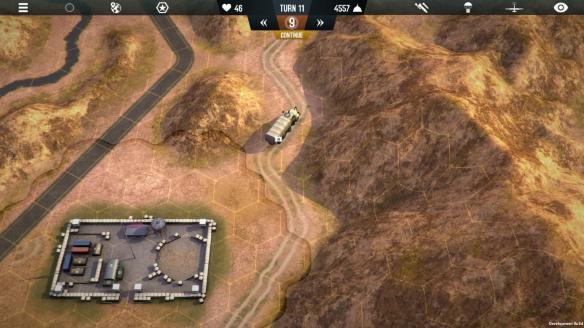 《阿富汗11》游戏截图