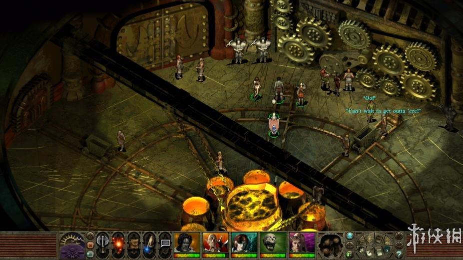 《异域镇魂曲:增强版》游戏截图