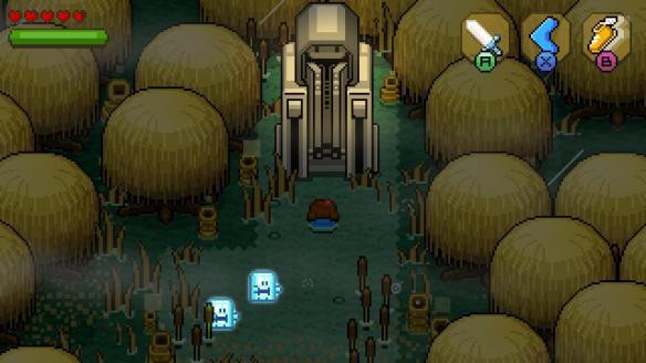 《绽放传说:沉睡的国王》游戏截图