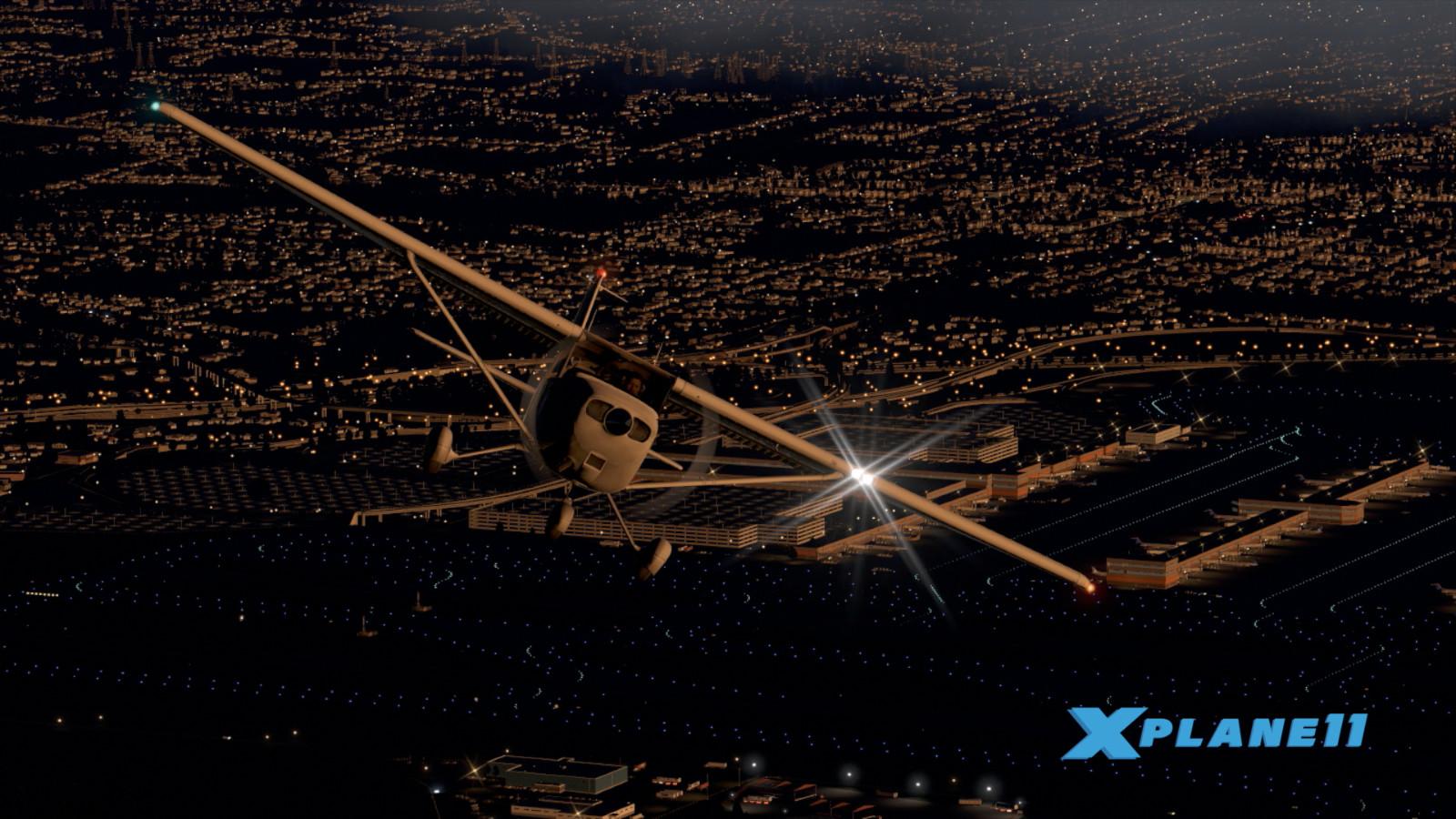 专业模拟飞行11/X-Plane11插图1