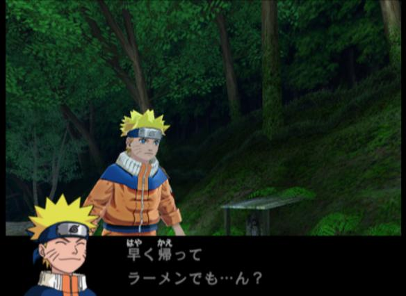 《火影忍者木叶之魂》游戏截图