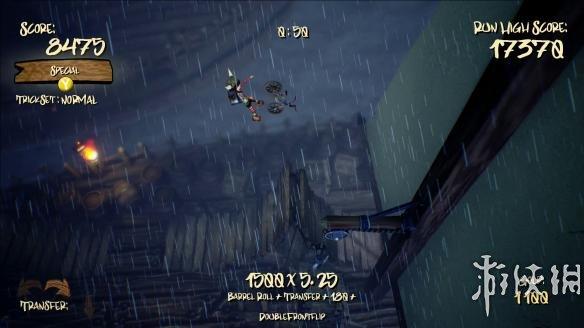 《仙宫骑手》游戏截图