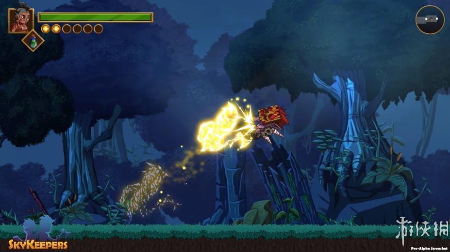 《天空守卫者》游戏截图
