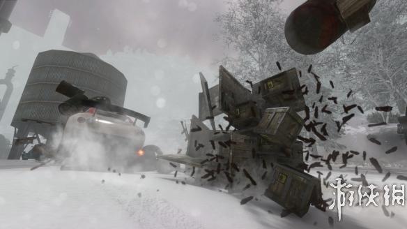 《横冲直撞4:癫狂》游戏截图