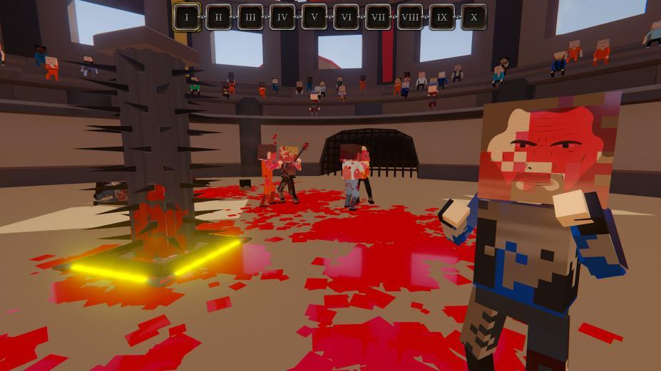 《血染小鎮》游戲截圖