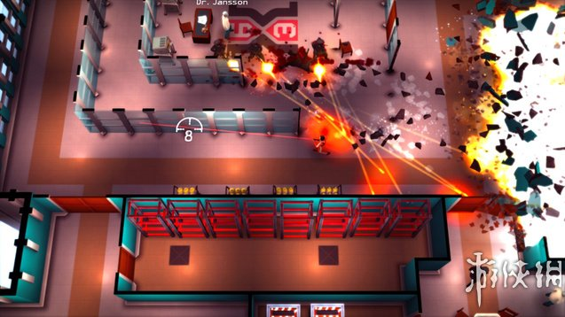 《时间反冲》游戏截图