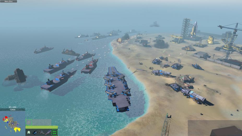 《装甲冲突2》游戏截图