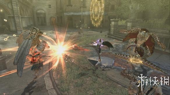 《猎天使魔女》游戏截图