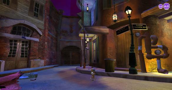 《巫毒大冒险:重制版》游戏截图-1