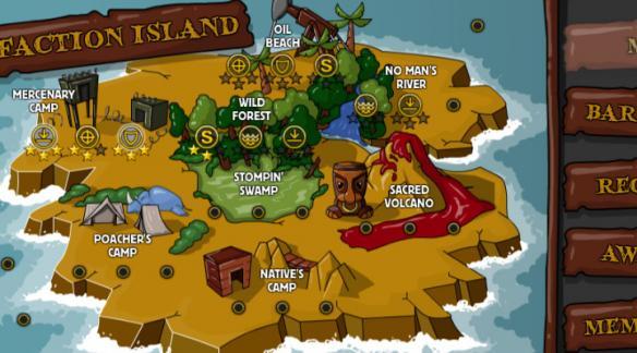 《城市围城:斗争岛》免安装绿色版