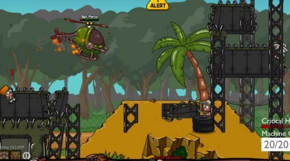 《城市围城:斗争岛》游戏截图