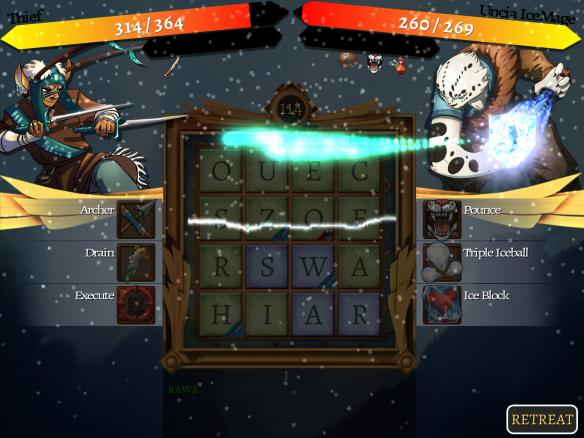 《施法者冒险》游戏截图