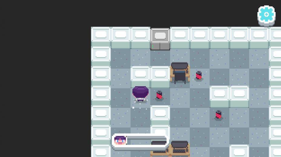 《廁所沖刺》游戲截圖