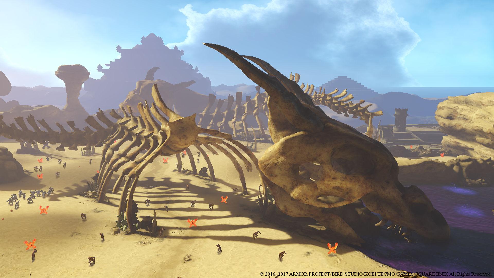 勇者斗恶龙:英雄2游戏图片欣赏