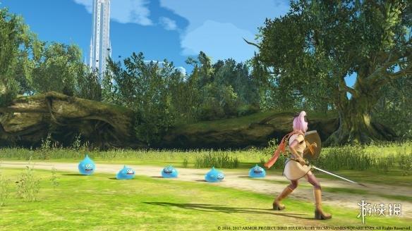 《勇者斗恶龙:英雄2》游戏截图
