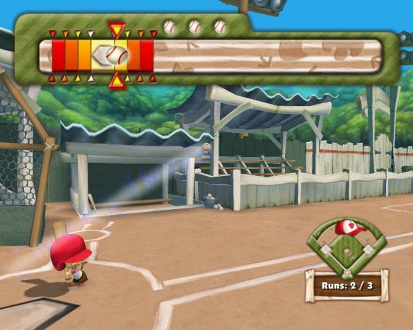 《四眼天鸡》游戏截图