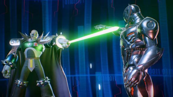 《漫画英雄VS卡普空:无限》精美截图-1