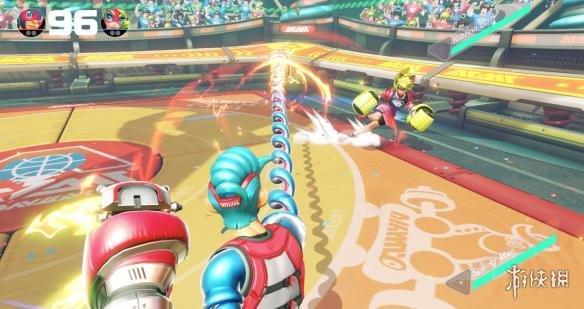 《强力拳击》游戏截图