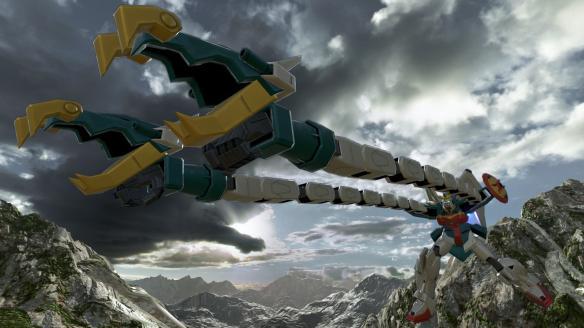 《高达Versus》游戏截图-2