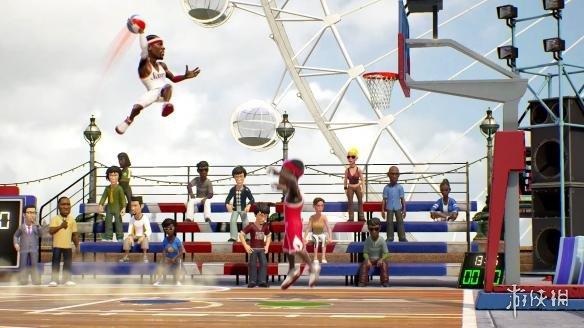 《NBA游乐场》游戏截图
