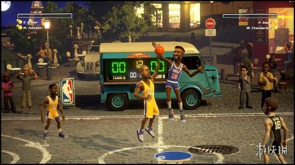 《NBA游乐场》兴旺娱乐截图