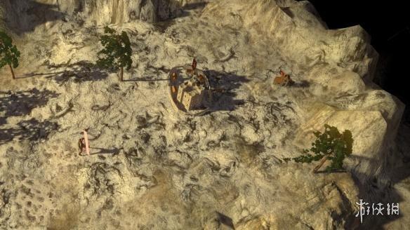 《乌鸦的面纱》游戏截图