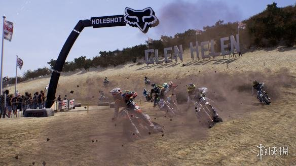 《越野摩托3》游戏截图