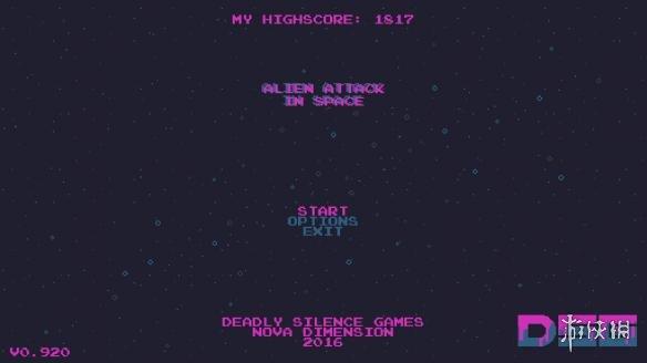 《太空异形战》游戏截图