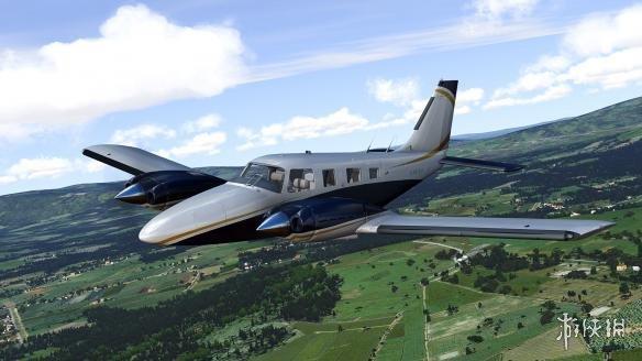 《飞行世界模拟》游戏截图