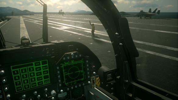 《皇牌空战7》游戏截图