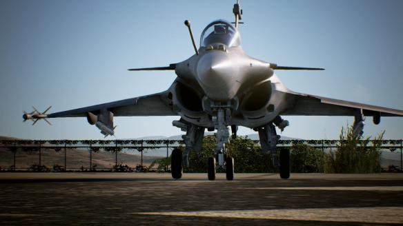 《皇牌空战7未知空域》SASM近炸导弹演示视频 近炸导弹效果怎么样?
